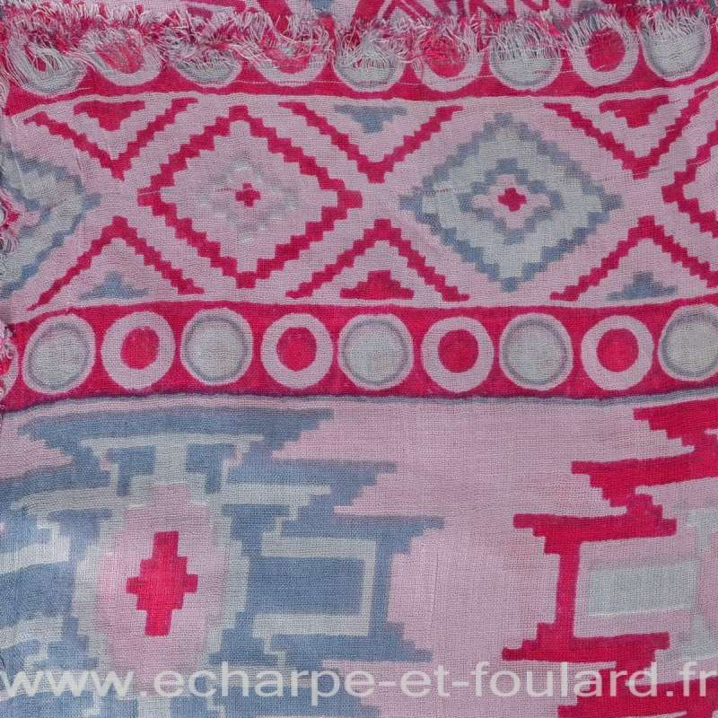 Cheche viscose incas rose
