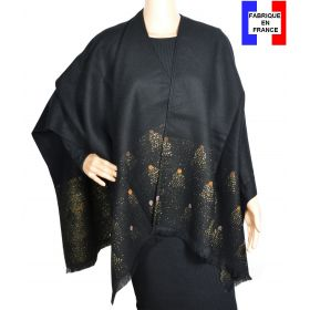 Poncho Pepite made in France