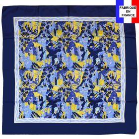Foulard en soie Dufy, Deauville