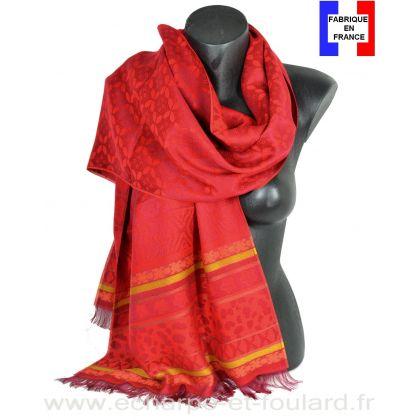 Etole Nori rouge fabriquée en France