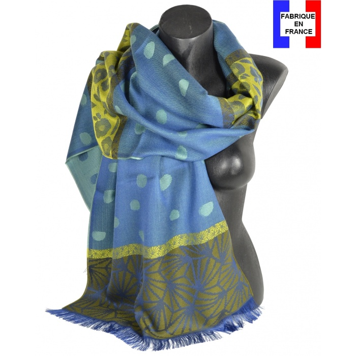 Etole Nectarine bleu-vert fabriquée en France
